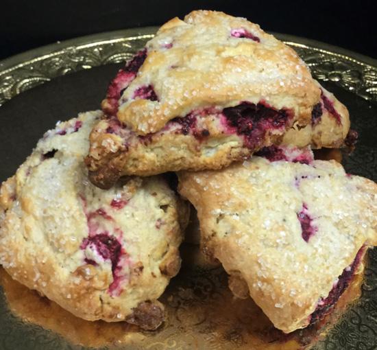 Christine's Cakes & Pastries -  Scones