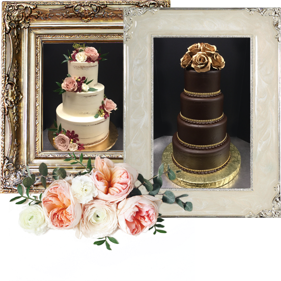 Christine's Cakes & Pastries - Featured Cakes in Photo Frames