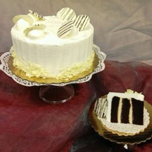 Christine's Cakes & Pastries - Bailey's Torte
