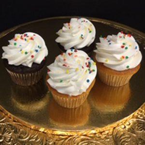 Christine's Cakes & Pastries - Buttercream Swirl Cupcakes