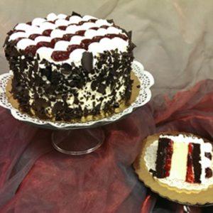 Christine's Cakes & Pastries - Chocolate Cake Cheesecake Raspberry Torte