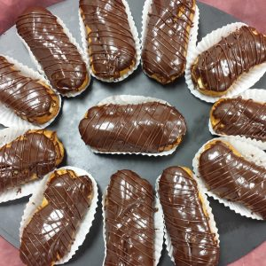 Christine's Cakes & Pastries - Eclairs