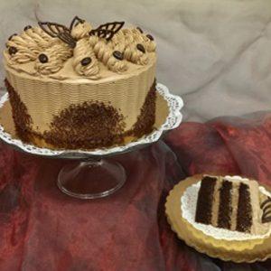 Christine's Cakes & Pastries - Mocha Cake
