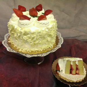 Christine's Cakes & Pastries - Strawberry Shortcake